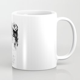 Over knees Coffee Mug