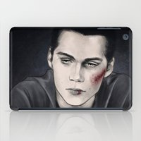 stiles iPad Cases featuring Stiles by ribkaDory