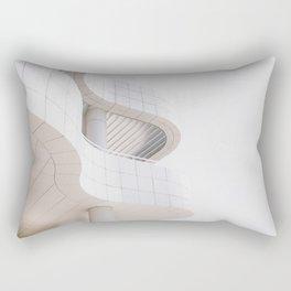 Richard Meier   Getty Center II Rectangular Pillow