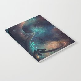 Galaxy Dragon Notebook