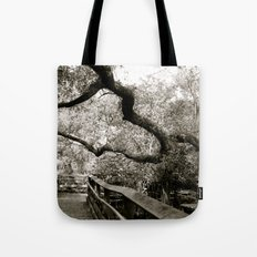 Bridge to ______ Tote Bag