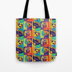 Cyclops Monster :-) Tote Bag