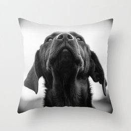 Heaven's above! Throw Pillow