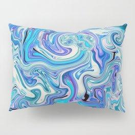 fluid sea Pillow Sham