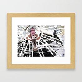 It Was Wonderful . . . Framed Art Print