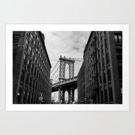 New York Love Art Print