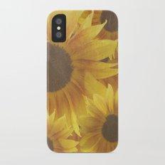 Flower Child  Slim Case iPhone X