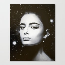 Celestial Lumina Canvas Print