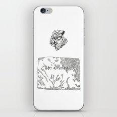 Gruta do Maquiné iPhone & iPod Skin