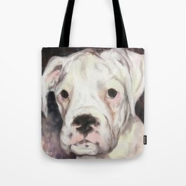maisy - oil on canvas Tote Bag
