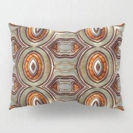Wooden Pillow Sham