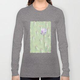"""""""Desert Wildflower"""" Long Sleeve T-shirt"""