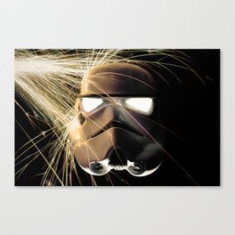 Ground Trooper Canvas Print
