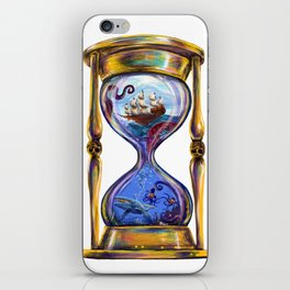 The Test of Time- Volume 2 iPhone Skin