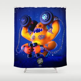 Kato Shower Curtain