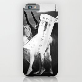 Off Day iPhone Case