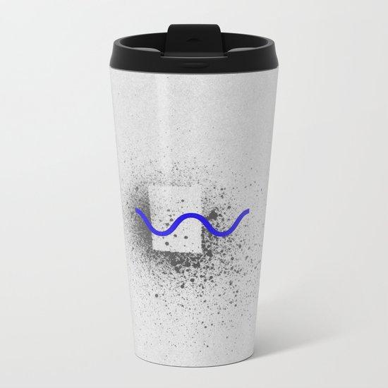 GEOMETRY 6 Metal Travel Mug