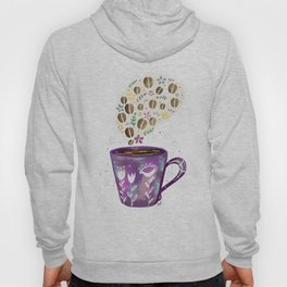 Smell of coffee Hoody
