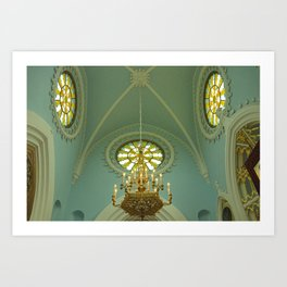 Entrance To Serenity XIIX Art Print