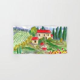 Tuscan Hand & Bath Towel