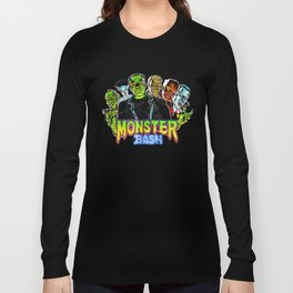 Monster Bash Long Sleeve T-shirt