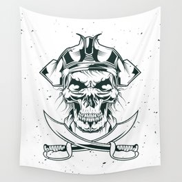 Pirate Wall Tapestry