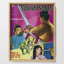 The One-Armed Swordsman Serving Tray