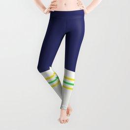 Vintage Tube-sock Leggings
