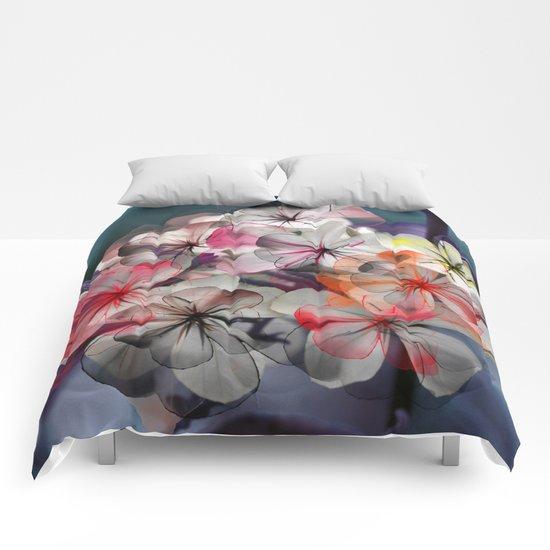 Flower carpet(31). Comforters