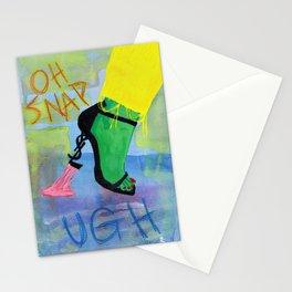 Mercury Retrograde Stationery Cards
