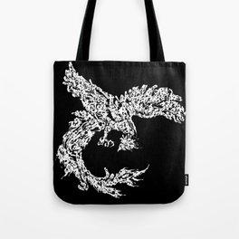 Kanji Calligraphy Art :phoenix Tote Bag
