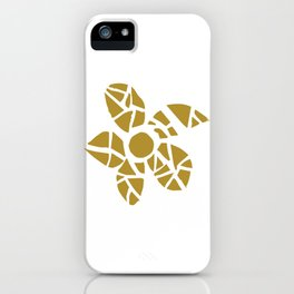 Mosaic Flower iPhone Case