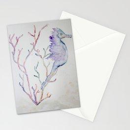 hawaiian sea horse Stationery Cards