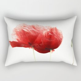 Poppy Poppies Mohn Mohnblume Rectangular Pillow