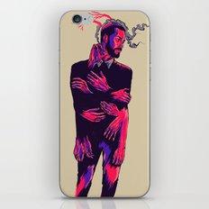 Not Myself iPhone & iPod Skin