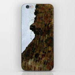 Noon at wartime iPhone Skin