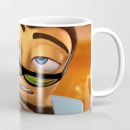 Barry Benson Bee Movie Meme Coffee Mug