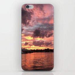 Florida Sunset iPhone Skin