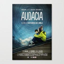 Audacia - Short Film Canvas Print