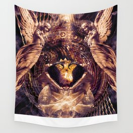 Heavens Gate Wall Tapestry
