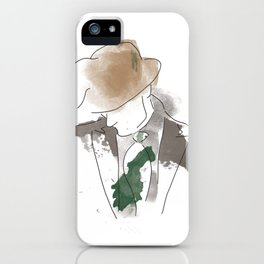 Class Act I iPhone Case
