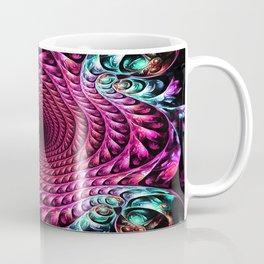 Down The Spiral Coffee Mug