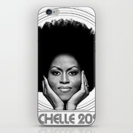 Michelle 2020 iPhone Skin