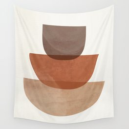 Abstract Shapes 18 Wall Tapestry