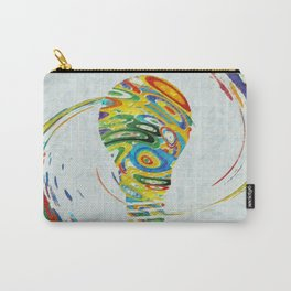 Colorful Ideas Carry-All Pouch