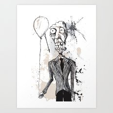 Day at the Circus Art Print
