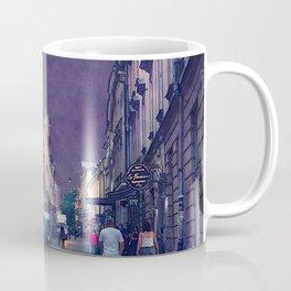 Cracow Slawkowska street #cracow #krakow Coffee Mug