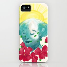 Meandering iPhone Case