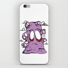 Infected iPhone Skin