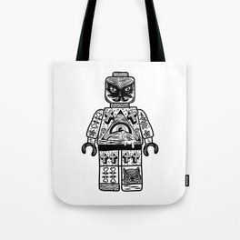 leggo man #1 Tote Bag